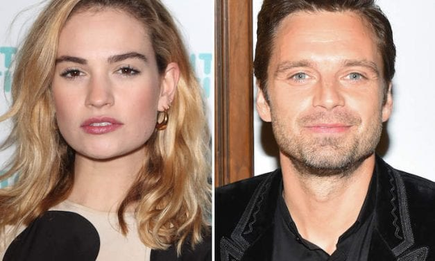 Lily James And Sebastian Lewis Will Play Pamela Anderson Plus Tommy Lee In A Collection For Hulu