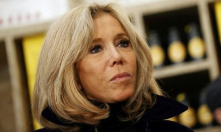 People from france President's Wife Tested Good for COVID-19 in Late Dec: Media