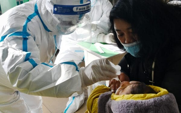 Subsequent Virus Outbreak, Chinese Villagers Forced to Quarantine in Amenities With No Heating