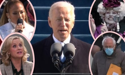 Style Icon Bernie! Leslie Knope! Hunger Games! All The Best Later on Biden Inauguration Memes!