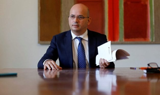 Colonial Finance Minister Tests Optimistic for Coronavirus After Conference Top EU Officials