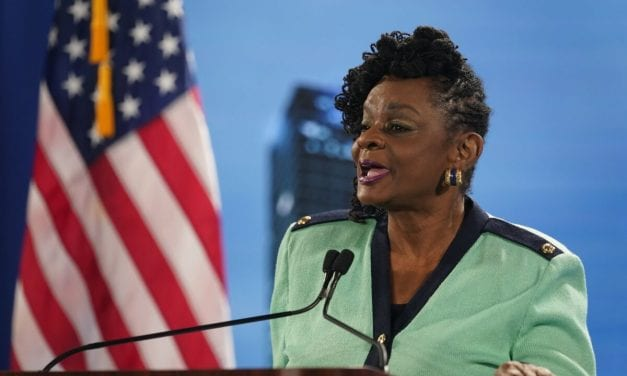 Representative. Gwen Moore to Election by Proxy After Voting in Person Following Positive COVID-19 Test