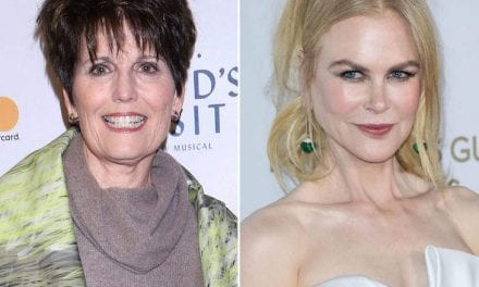 Lucie Arnaz Is A-Ok Along with Nicole Kidman Playing Lucille Ball