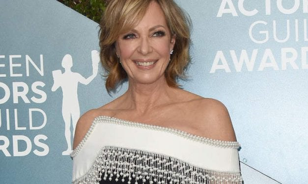 Allison Janney Says A Co-Star Asked Her To Sterilize Her Mouth Before The Kissing Scene